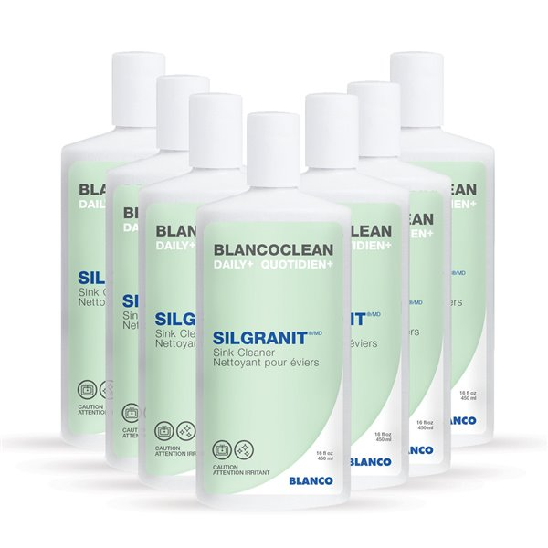 blanco clean colour composite sink cleaner 12 pack