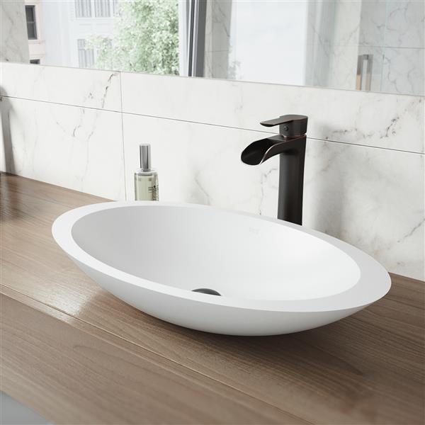 robinet pour vasque de salle de bain niko
