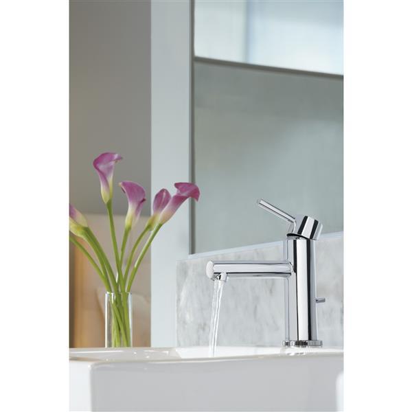 moen align bathroom faucet 1 handle chrome