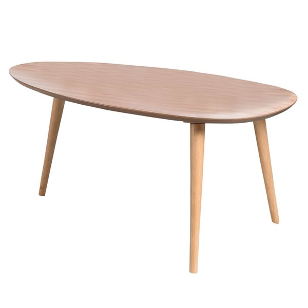 best selling home decor elam modern natural wood coffee table
