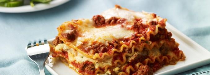 Ronzoni® - Easy Lasagna - The Pasta That Calls America Home™