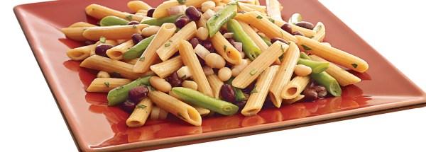 Ronzoni Three Bean Citrus Salad The Pasta That Calls