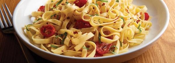Ronzoni Tomato Basil Fettuccine The Pasta That Calls