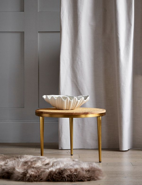 round side tables nested small