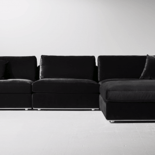 milo modular sectional rove concepts rove concepts mid century furniture