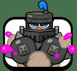 Emote Mega Knight Smash