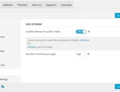 Settings without yoast seo plugin