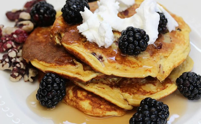 Keto Recipe Fluffy Buttermilk Pancakes Ruled Me