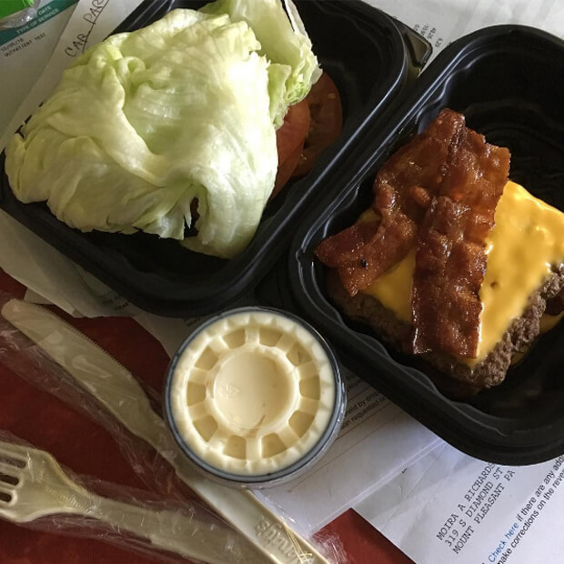 Keto and Fast Food On the Go  Ruled Me