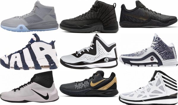 Save 30% on Narrow Basketball Shoes (7 Models in Stock ...