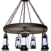 Western and Ranch Lighting - Rustic Lighting & Fans by ...