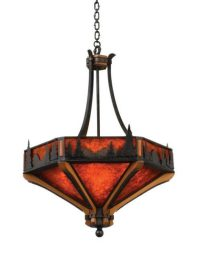 Kalco Lighting Aspen Pendant - Rustic Lighting & Fans by ...