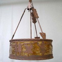 Copper Canyon PEG270 Western Chandelier