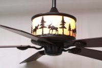 Vaxcel Yellowstone Ceiling Fan - Rustic Lighting & Fans by ...
