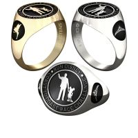 Tinker Bell and Princess RunDisney Ring for Women by ...