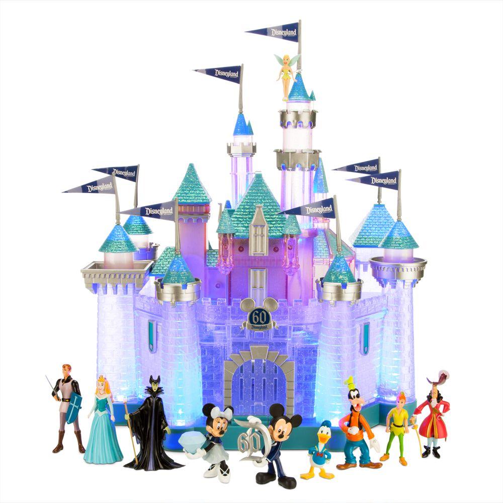 NEW Disney Disneyland 60th Diamond Celebration Sleeping