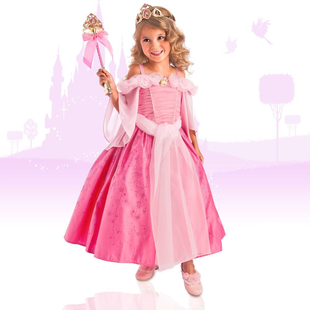 Aurora Deluxe Costume Collection for Kids Clothes