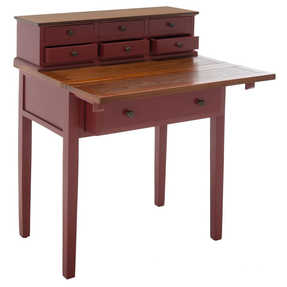 office chair qvc handicap shower chairs swivel amh6520a desks furniture by safavieh