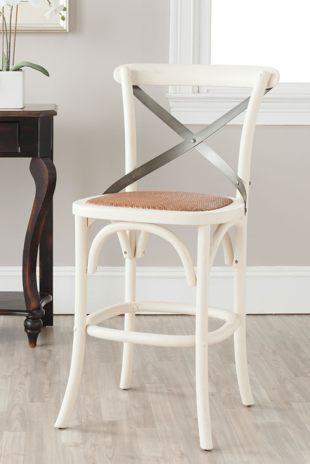 AMH9505A Counter Stools  Furniture by Safavieh