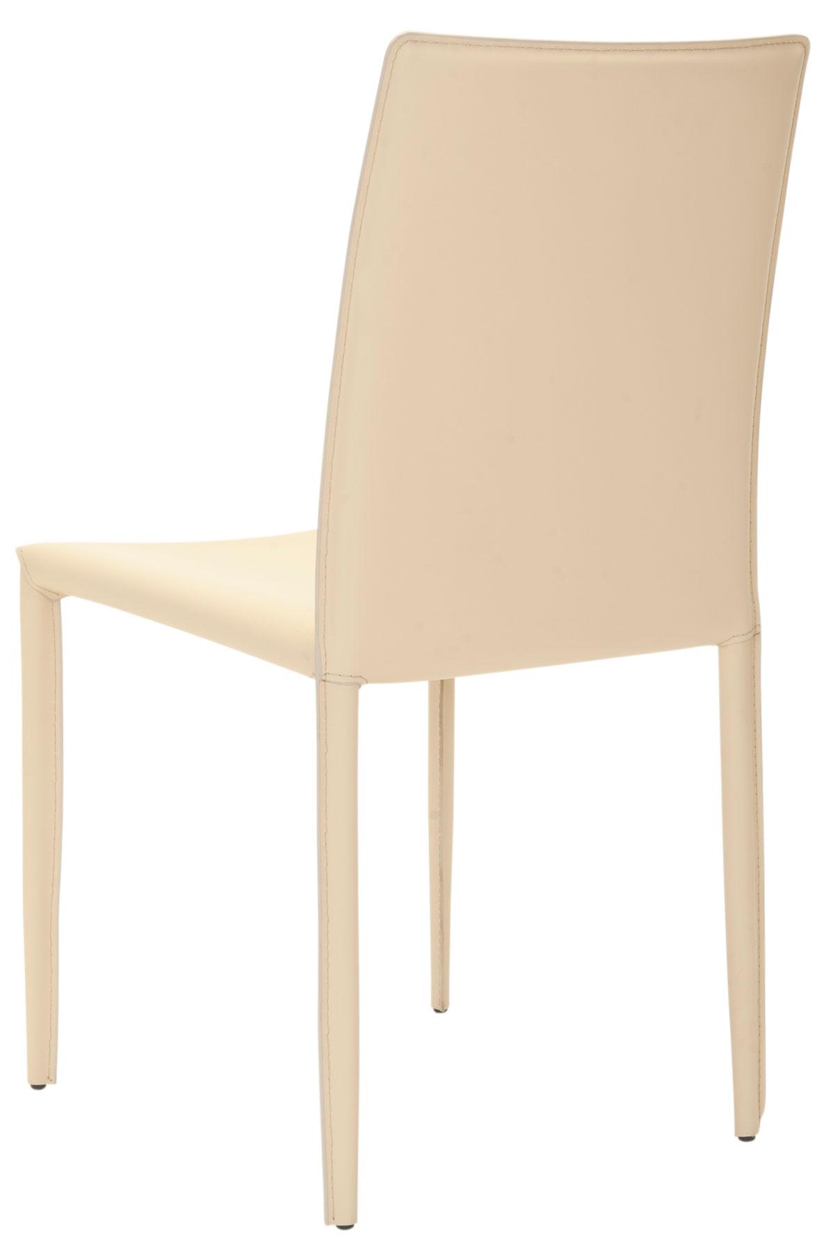 safavieh karna dining chair bean bag chairs canada fox2009e set2 furniture by