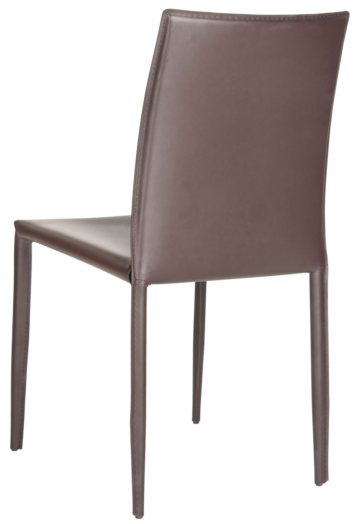 safavieh karna dining chair mahogany room table and 8 chairs fox2009h set2 furniture by