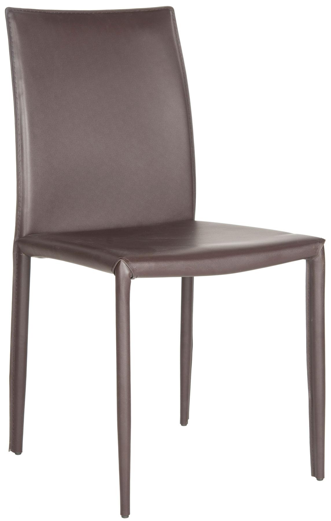 safavieh karna dining chair school bean bag chairs fox2009h set2 furniture by