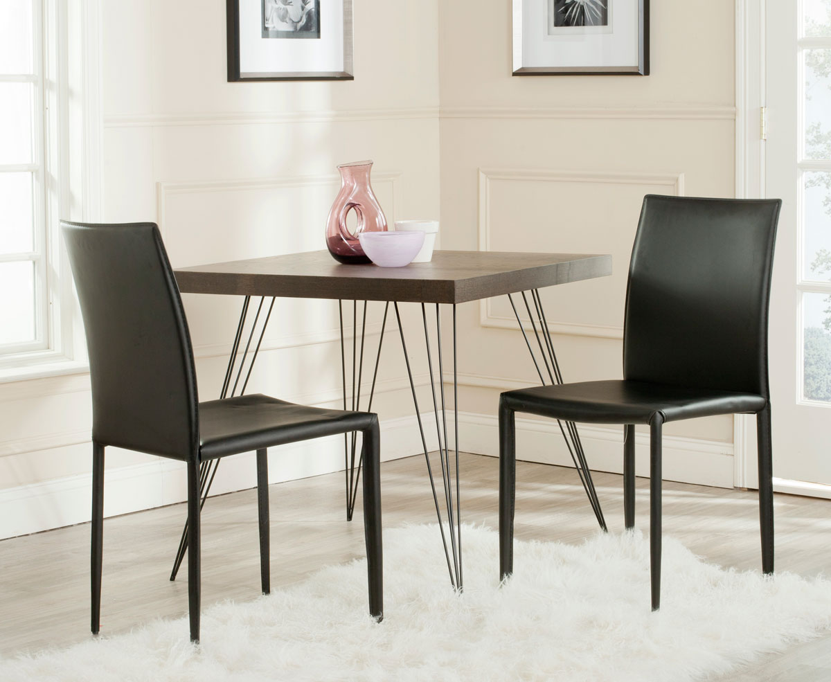 safavieh karna dining chair stickley brothers rocking fox2009k set2 chairs furniture by