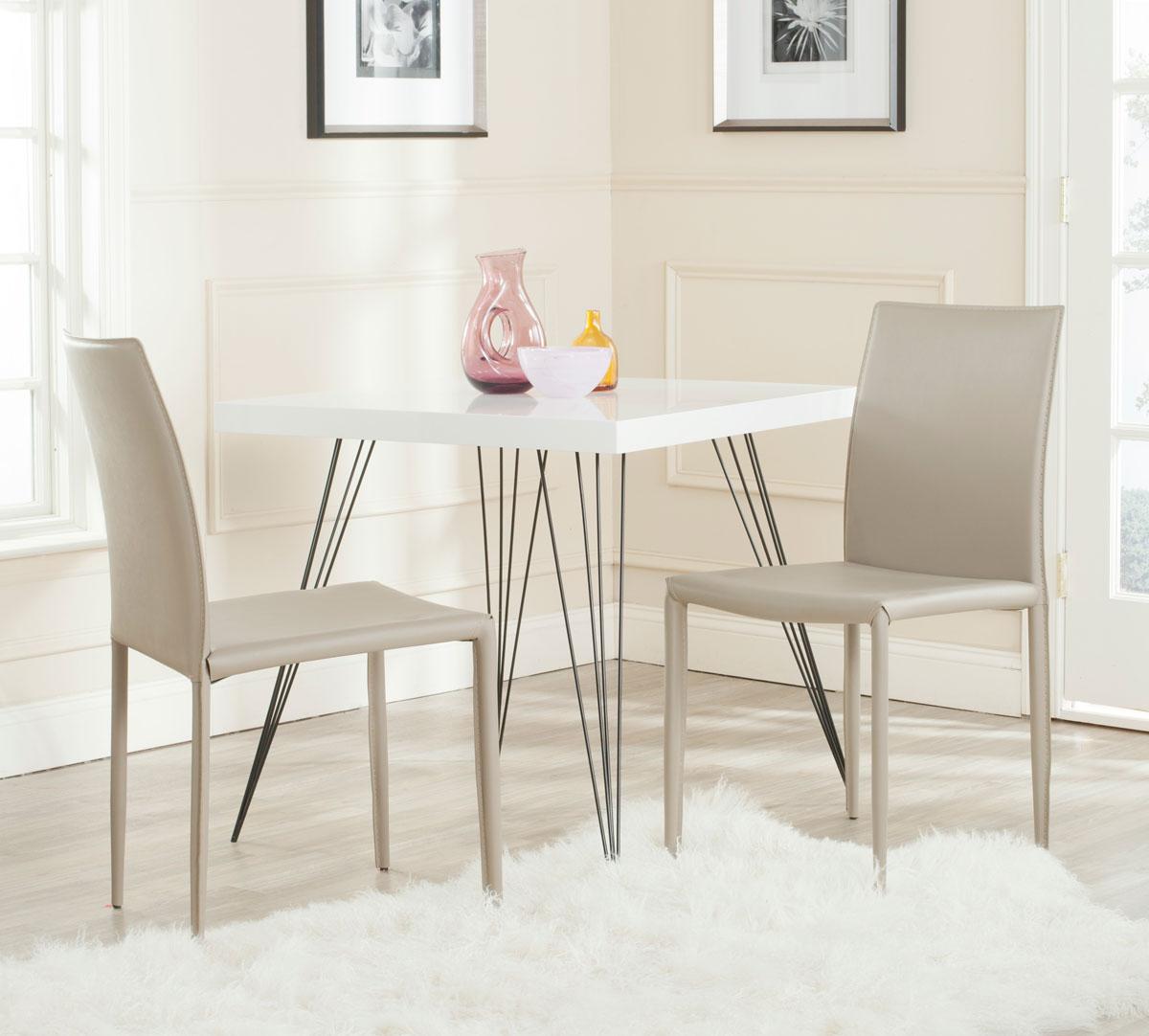 safavieh karna dining chair star wars kids fox2009m set2 chairs furniture by