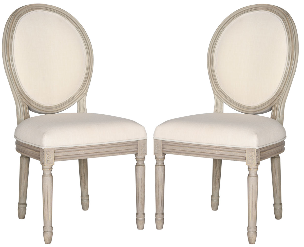 beige dining chairs office chair max fox6228h set2 furniture by safavieh share this product