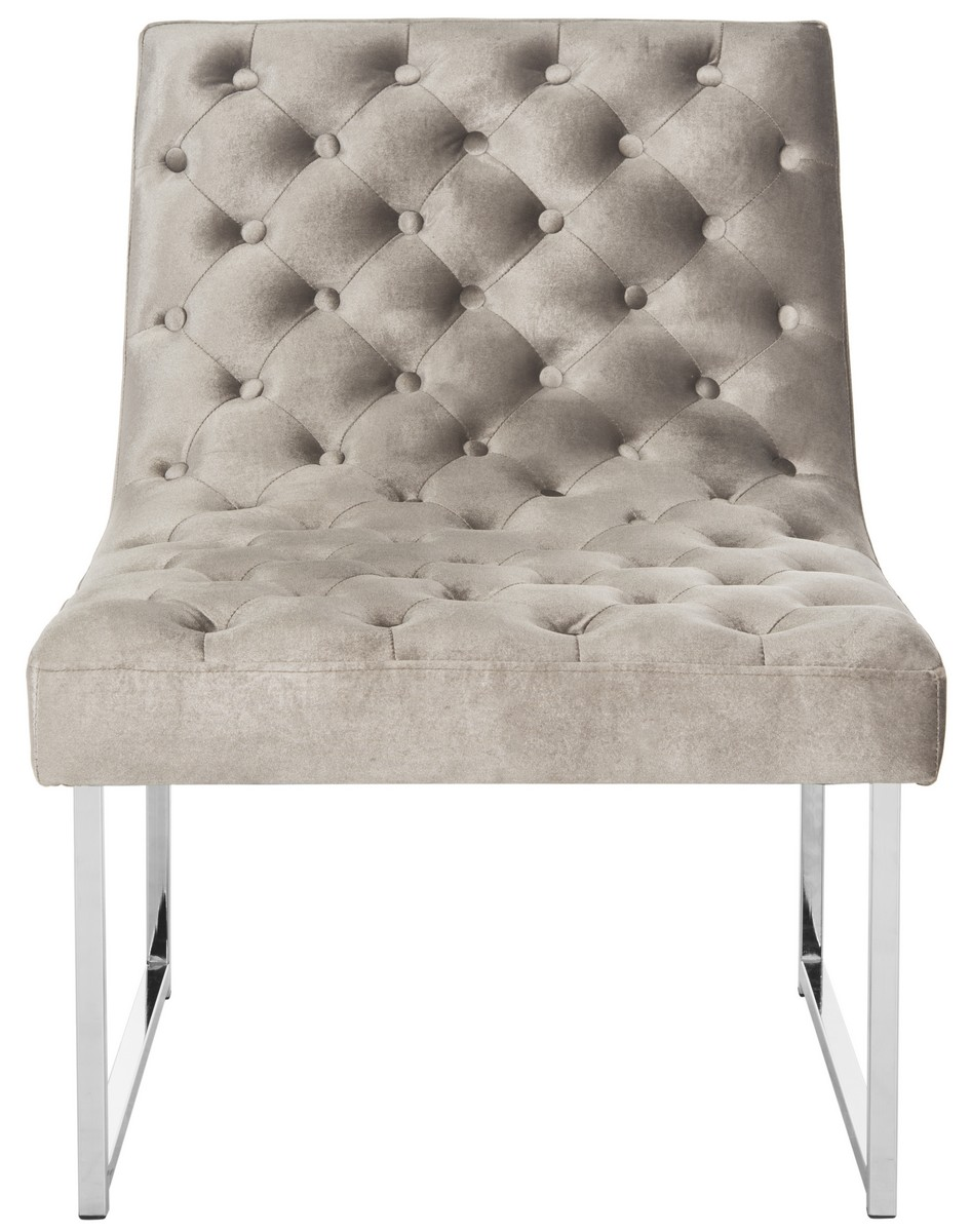tufted accent chairs travertine chair rail fox6283a furniture by safavieh share this product