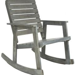 Outdoor Rocking Chairs Target Round Microfiber Chair Fox6702a