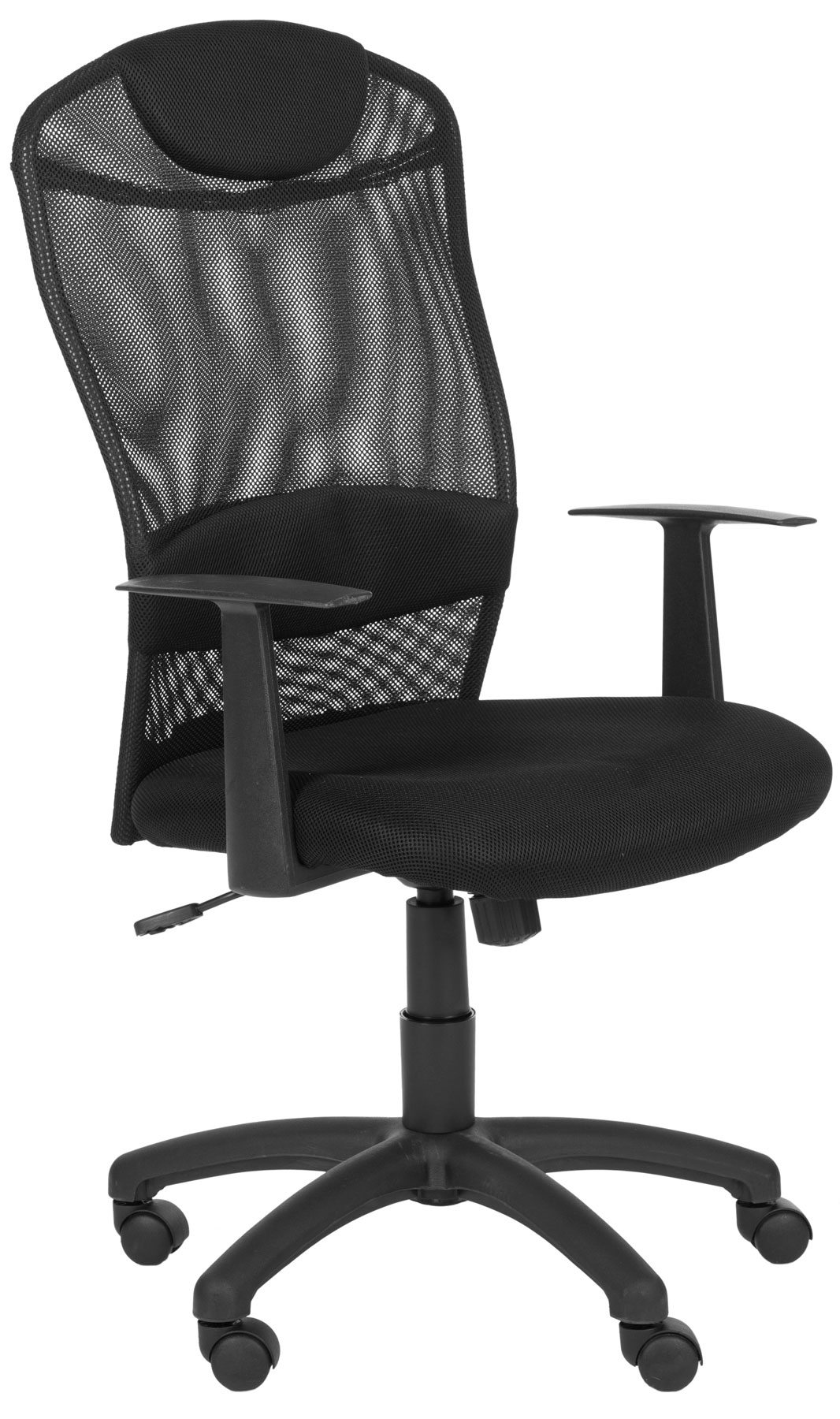 Body Built Chairs Fox8504a Desk Chairs Furniture By Safavieh