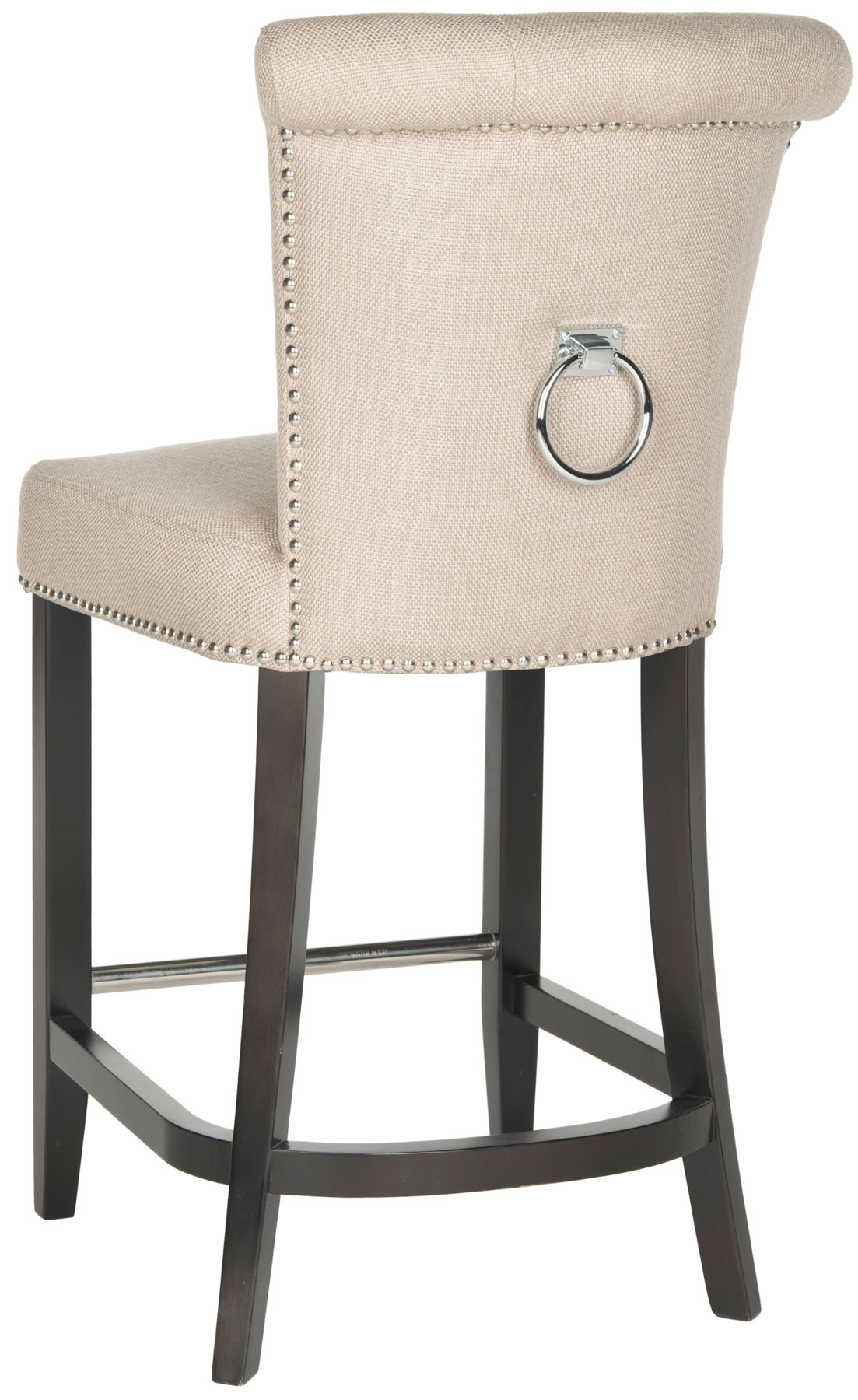 safavieh sinclair ring side chair dining room covers at kohls hud8241b counter stools furniture by