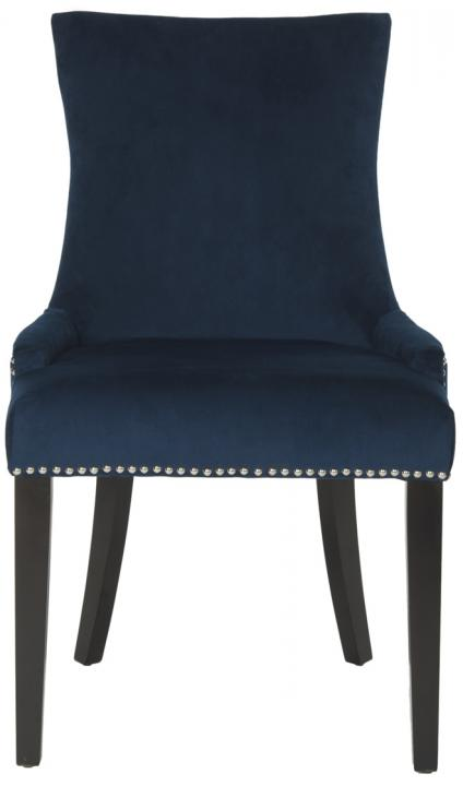 navy blue dining chairs set of 2 world market french bistro cushioned safavieh com product details