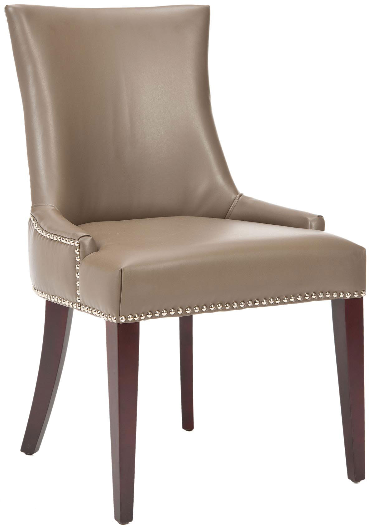 Dining Room Chairs Leather Mcr4502g Dining Chairs Furniture By Safavieh