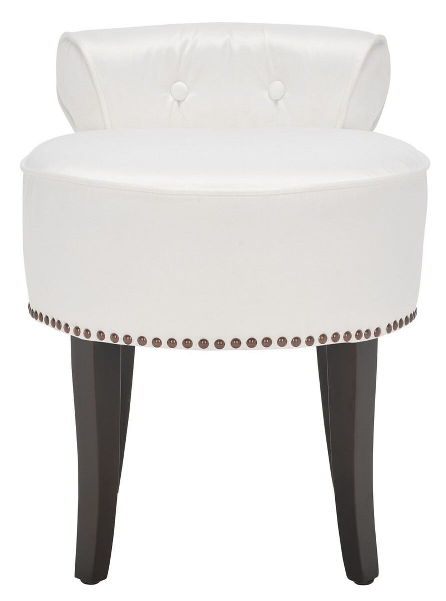 Stool Chair Mcr4546t Vanity Stools Furniture By Safavieh
