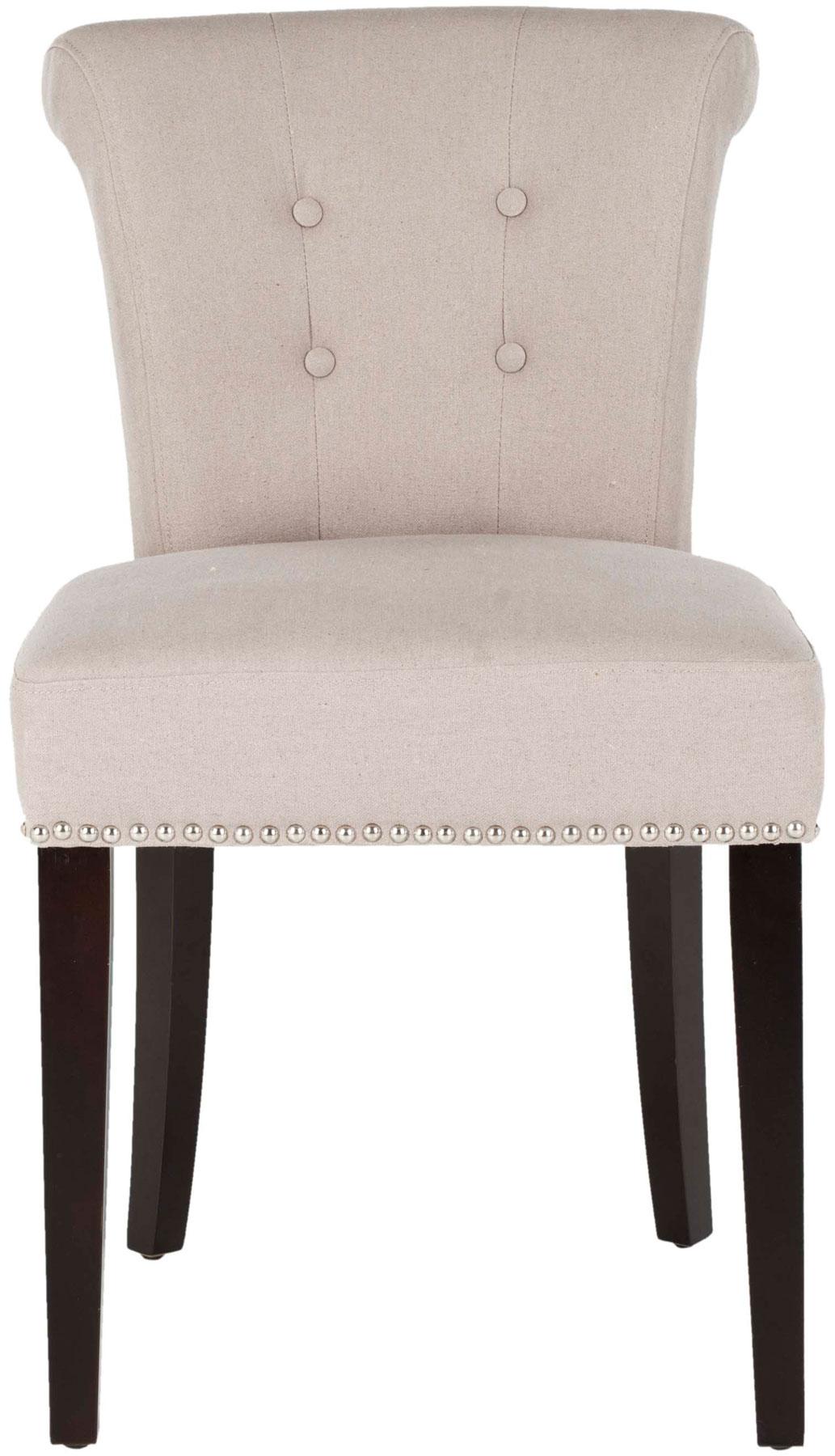 safavieh sinclair ring side chair circle swivel mcr4705b set2 dining chairs furniture by