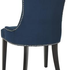 Safavieh Dining Chairs For Fire Pit Navy Cushioned Com Share This Product