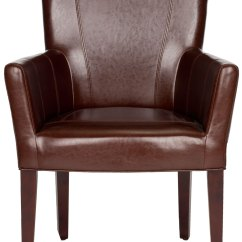 Leather Chairs Target Black Wicker Dining Mcr4710a Accent Furniture By Safavieh