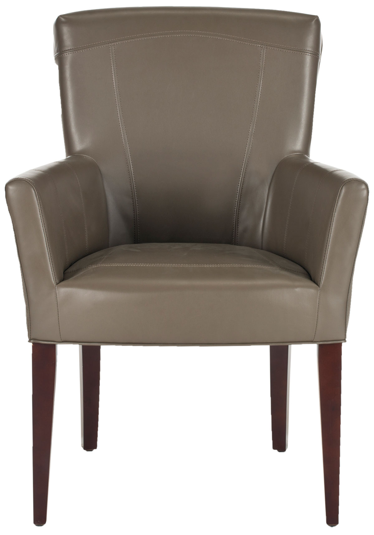Leather Chairs Target Mcr4710b Accent Chairs Furniture By Safavieh