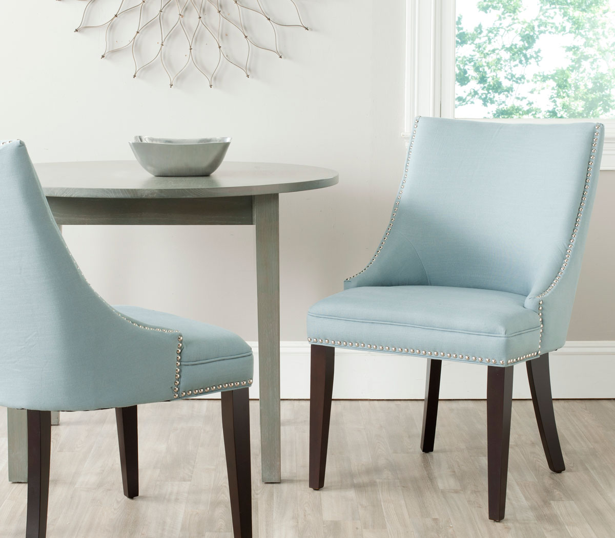 target blue chair used banquet chairs for sale mcr4715a set2 dining furniture by safavieh