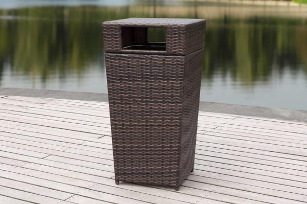 Pat2512a Trash Cans & Storage - Furniture Safavieh