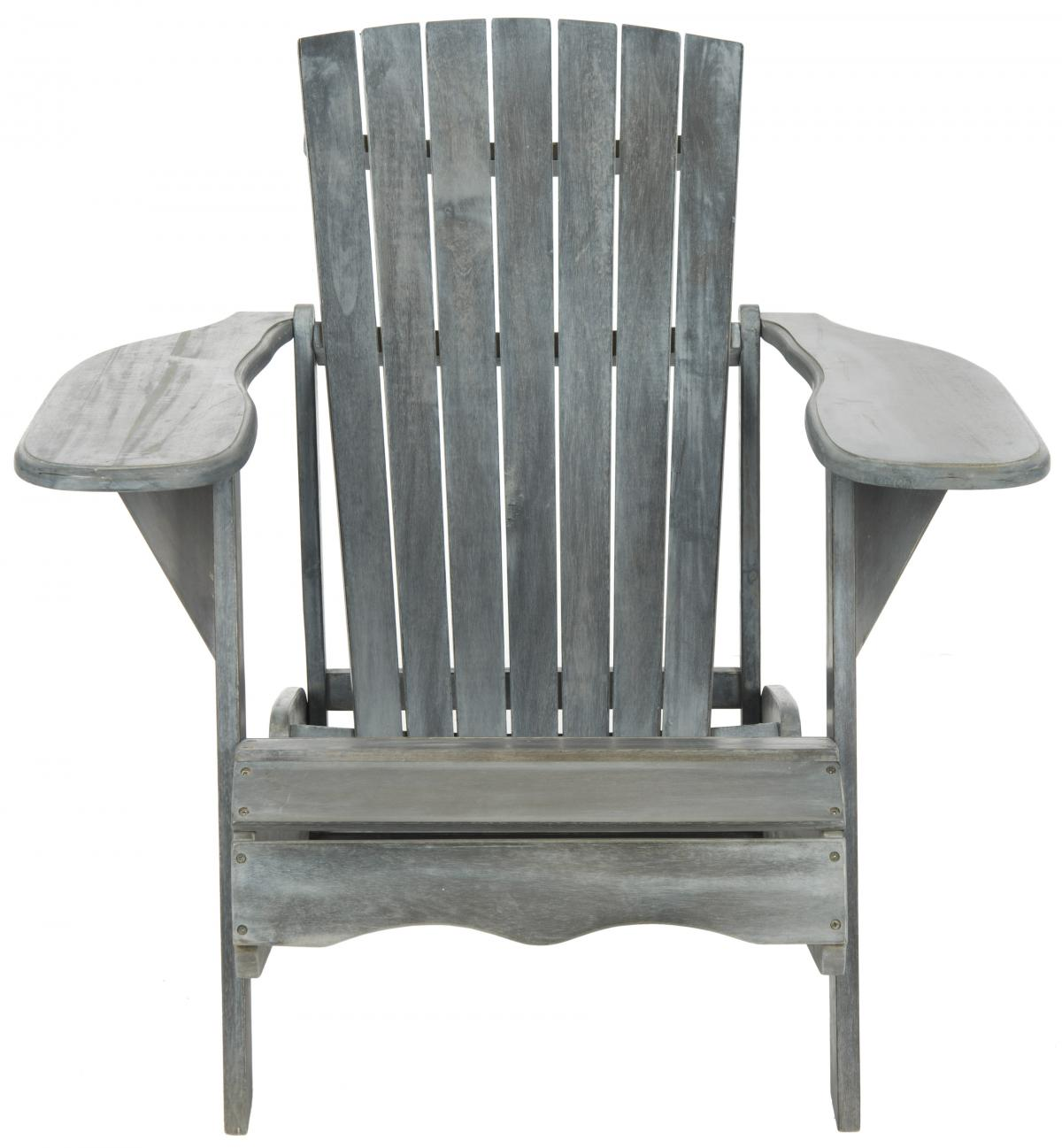 gray adirondack chairs resin chaise lounge pat6700a furniture by safavieh