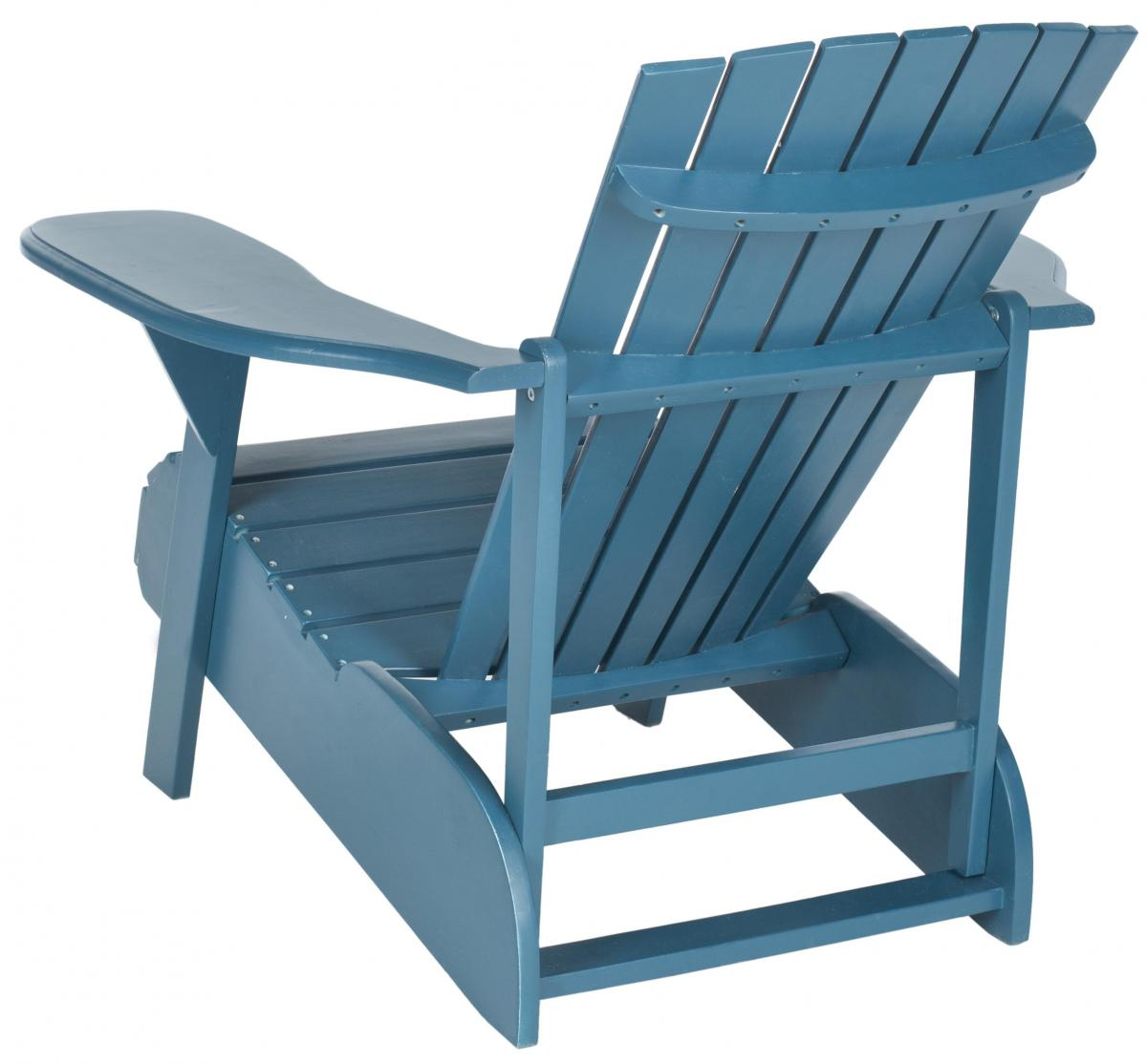 Teal Adirondack Chairs Pat6700d Adirondack Chairs Furniture By Safavieh