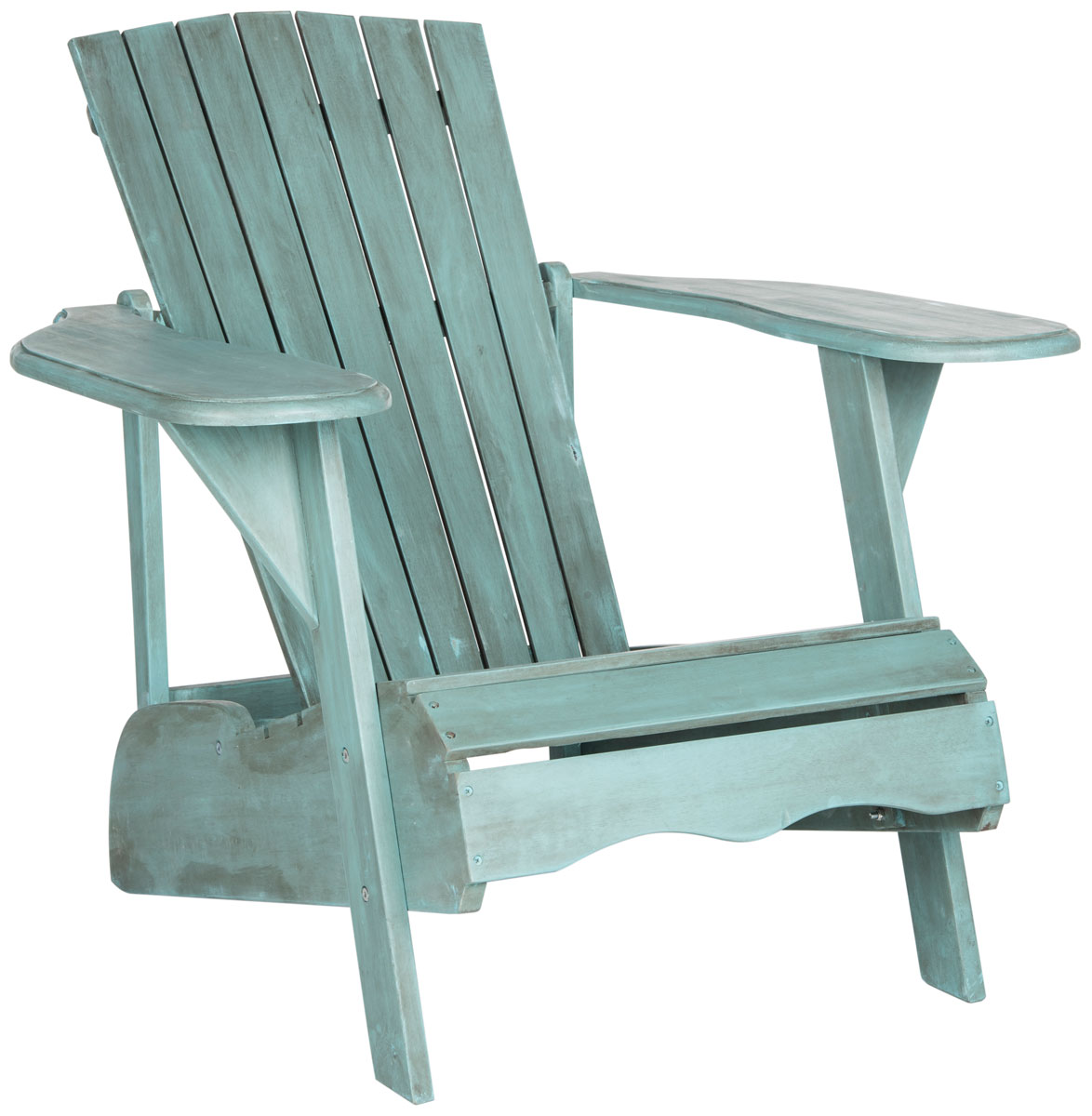 metal adirondack chairs accent living room pat6700f furniture by safavieh