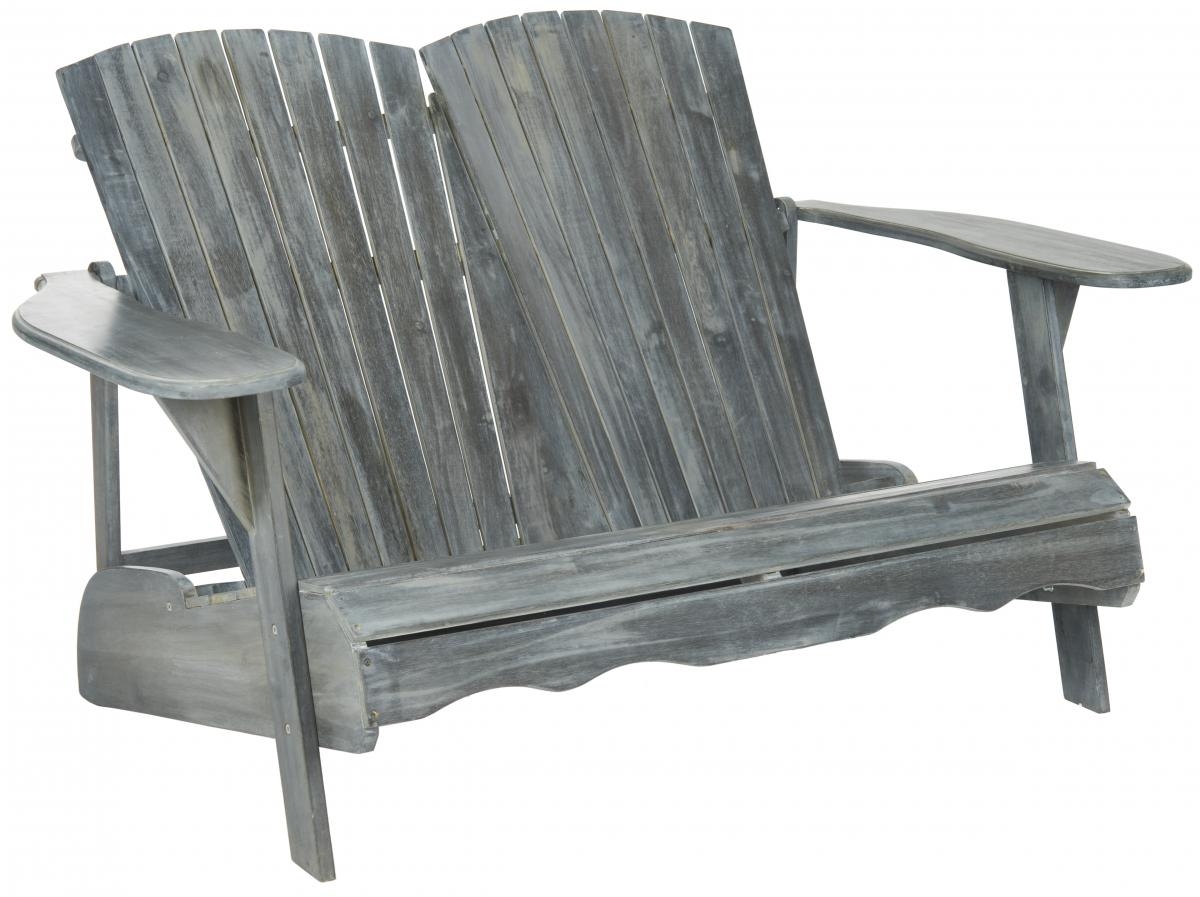 Grey Adirondack Chairs Pat6702a Adirondack Chairs Loveseats Settees Furniture