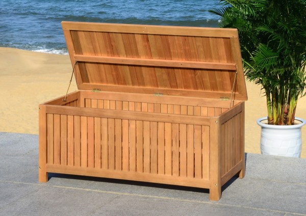 Pat7037a Trash Cans & Storage - Furniture Safavieh