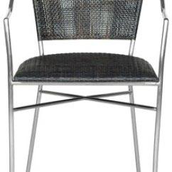 Safavieh Karna Dining Chair Chrome Chairs - Safavieh.com Page 4