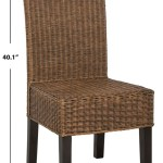 Sea8013c Set2 Dining Chairs Furniture By Safavieh