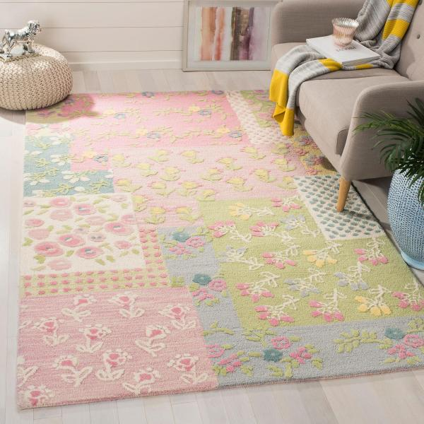 Rug Sfk321a - Safavieh Kids Area Rugs